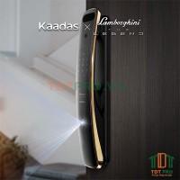 Khóa cửa vân tay Kaadas Lamboghini 3D Face Recognition