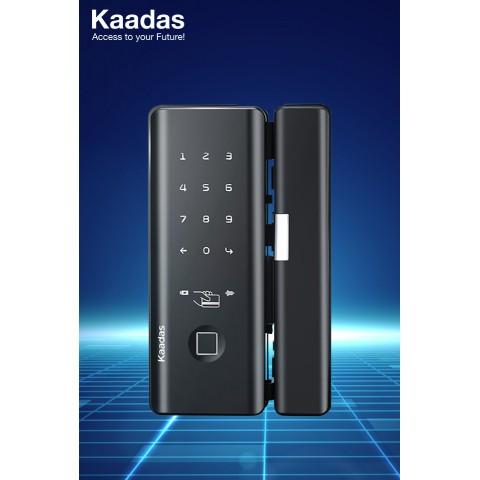 Khóa vân tay cửa kính cường lực Kaadas M500