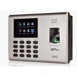 Máy chấm công ZKteco K40
