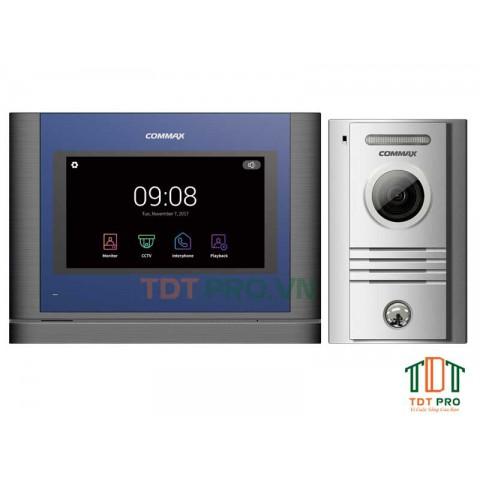Bộ chuông cửa có hình Commax CDV-704MA+DRC-40KHD