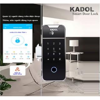 Khóa cửa vân tay KADOL K899 PRO