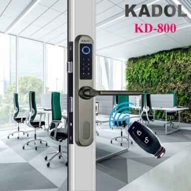 Khóa vân tay cửa nhôm Kadol KD-800