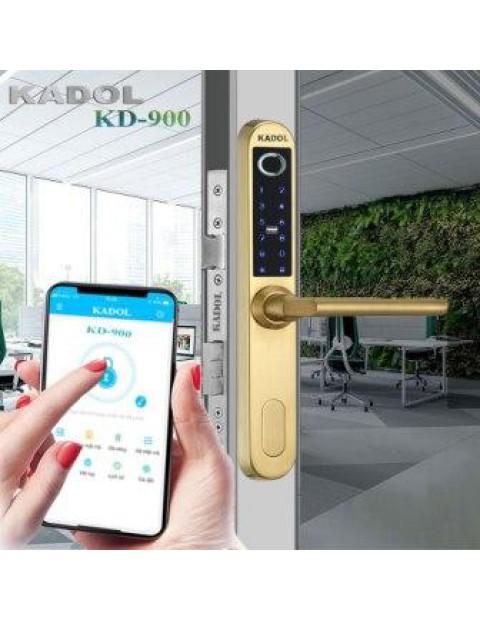 Khóa vân tay cửa nhôm Kadol KD-900