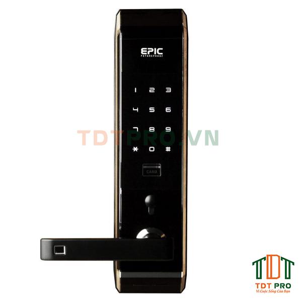 Khóa điện tử Epic 809L (Thân Châu Âu)