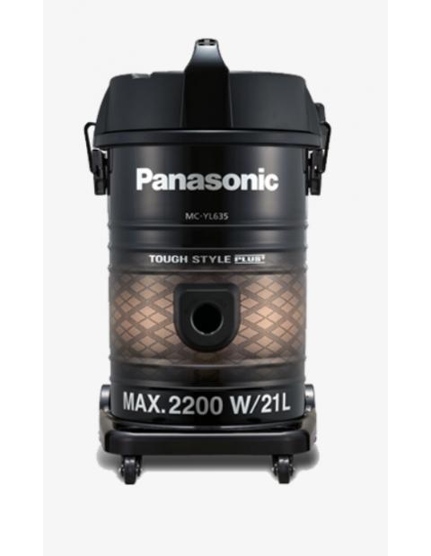 Máy hút bụi công nghiệp Panasonic MC-YL635TN46-2200W