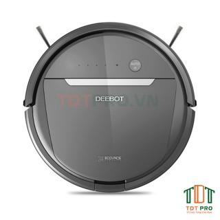 Robot Hút Bụi, Lau Nhà Ecovacs Deebot DD35 ( OZMO 600)