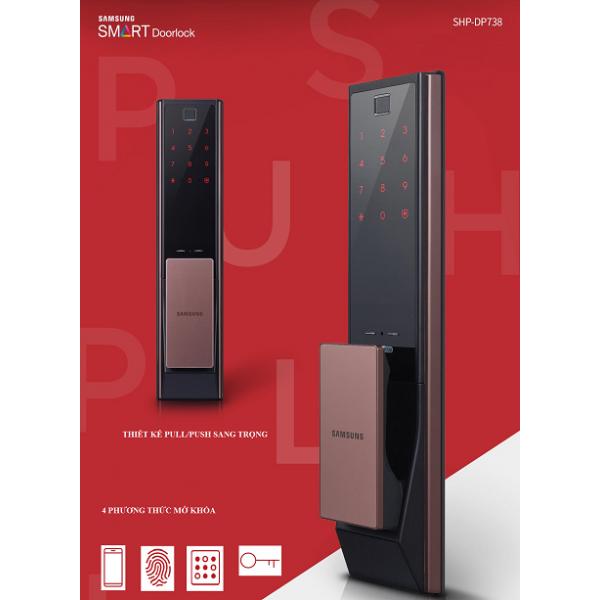 Samsung SHP-DP738