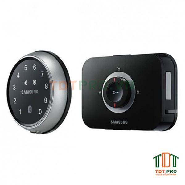 Khóa điện tử Samsung SHP-DS705MK/EN