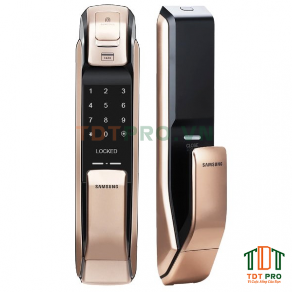 Khóa điện tử Samsung SHS-DP728AG