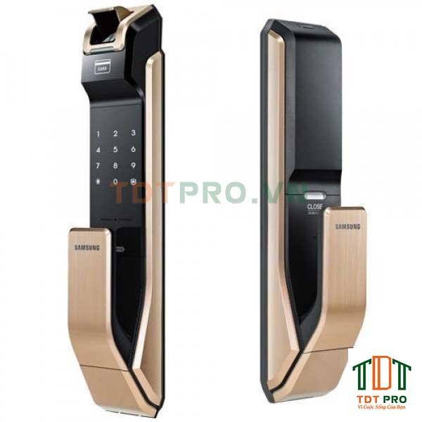 Khóa điện tử Samsung SHS-P718LMG