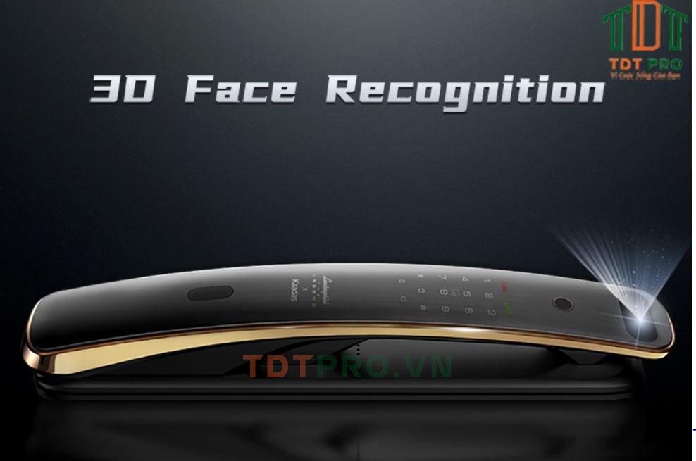 c8bb9c8a1c84eddab495 - Khóa cửa vân tay Kaadas Lamboghini 3D Face Recognition